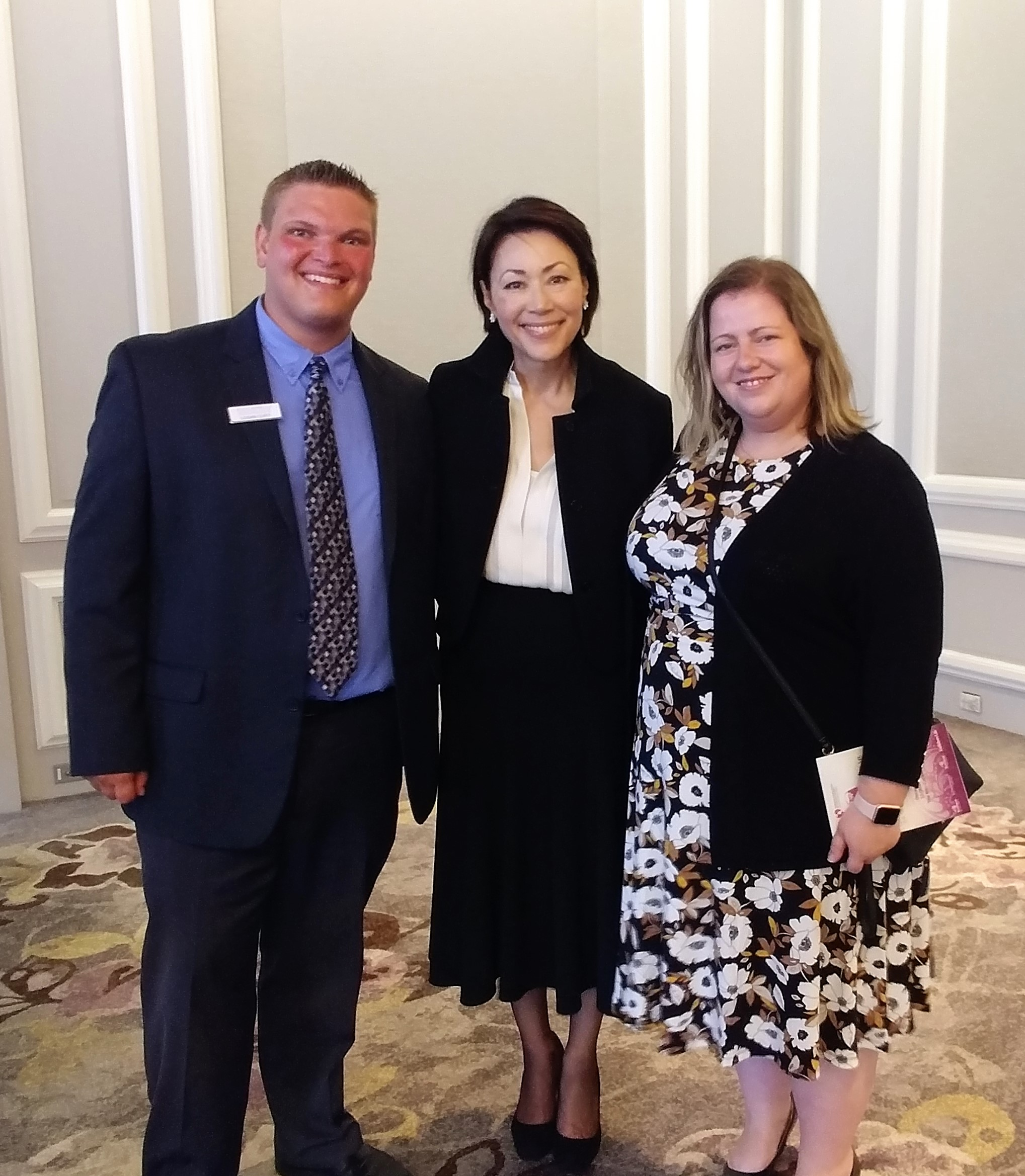 Ann Curry Reception #4