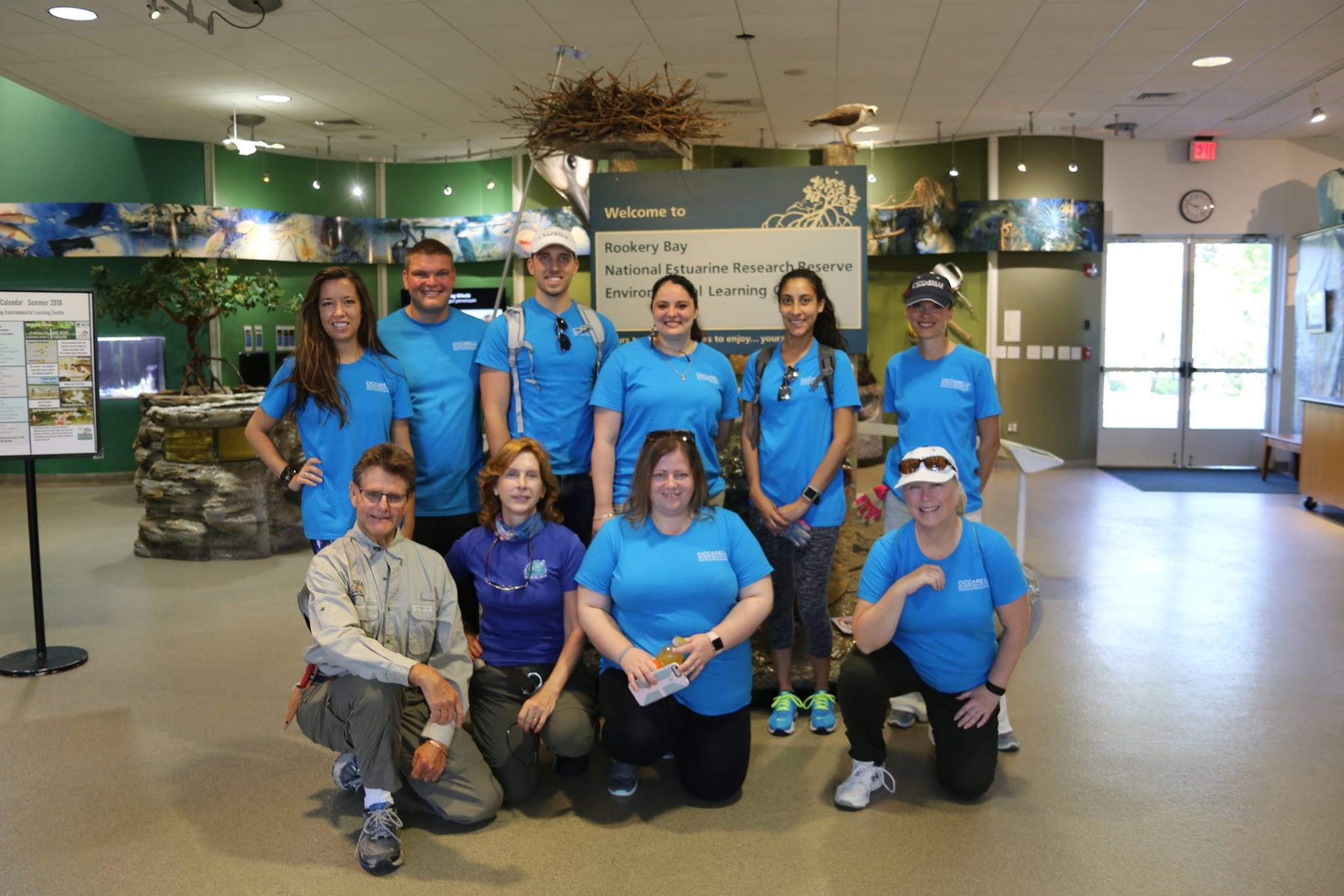Rookery Bay Volunteer Team